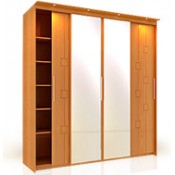 Шкафы купе 3-х дверные
