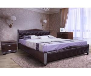 ПРОВАНС (патина, ромб) - кровать ТМ МИКС-МЕБЕЛЬ (Украина) фото