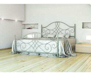 ПАРМА - металлическая кровать ТМ BELLA LETTO фото