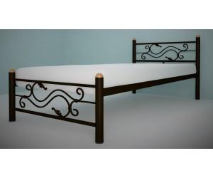 СОНАТА - металлическая кровать ТМ SKAMYA