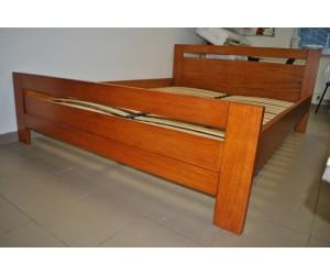 ГЛОРИЯ - кровать из дуба ТМ ARTmebli (Украина)