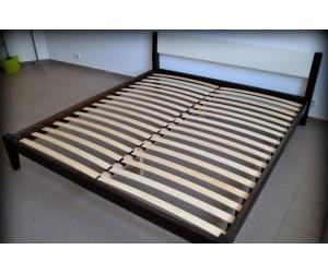 ФАВОРИТ - кровать из дуба ТМ ARTmebli (Украина)