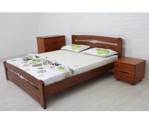КАРОЛИНА с изножьем - кровать ТМ МИКС-МЕБЕЛЬ (Украина)