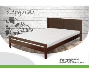 КАРДИНАЛ - кровать ТМ ЛЕВ (Украина)