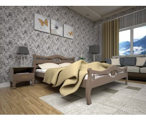 КОРОНА 2 - кровать ТМ ТИС (Украина) фото