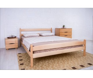 ЛИКА - кровать ТМ ОЛИМП фото