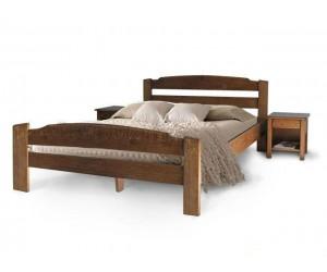 ЭДЕЛЬ - кровать из дуба ТМ ARTmebli (Украина)