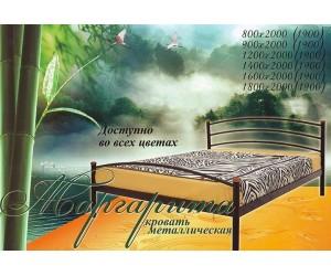 МАРГАРИТА - металлическая кровать ТМ МЕТАЛЛ-ДИЗАЙН