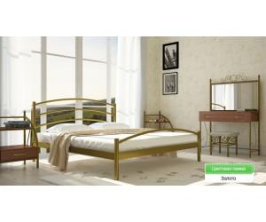 МАРГАРИТА - металлическая кровать ТМ МЕТАЛЛ-ДИЗАЙН фото