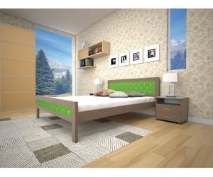 МОДЕРН 6 - кровать ТМ ТИС (Украина) фото