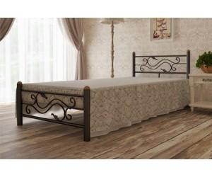 СОНАТА - металлическая кровать ТМ SKAMYA фото