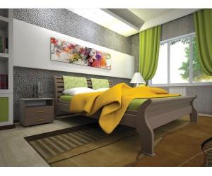 РЕТРО 2 - кровать ТМ ТИС (Украина)