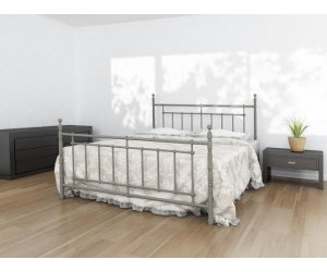 НЕАПОЛЬ - металлическая кровать ТМ BELLA LETTO