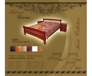 ВЕРОНА - кровать ТМ ТЕМП (Украина)