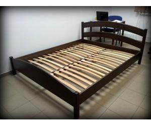 ВЕРОНИКА - кровать из дуба ТМ ARTmebli (Украина)