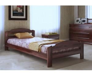 ЭДЕЛЬ - кровать из дуба ТМ ARTmebli (Украина) фото