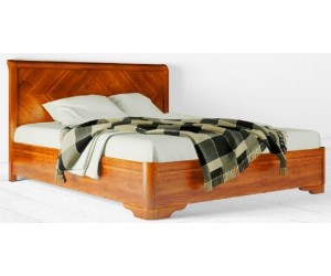 МИЛЕНА (с интарсией) - кровать ТМ ОЛИМП