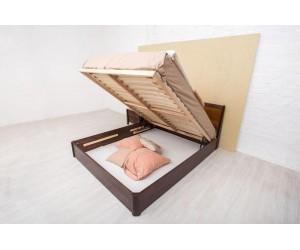 СИТИ с филенкой с подъемной рамой - кровать ТМ ОЛИМП