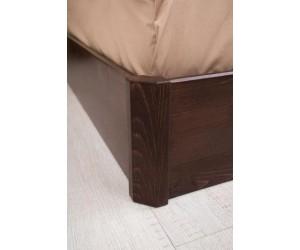 СИТИ с интарсией с подъемной рамой - кровать ТМ ОЛИМП