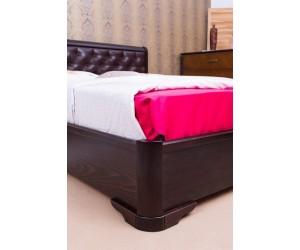 МИЛЕНА мягкая спинка (ромбы) - кровать ТМ ОЛИМП