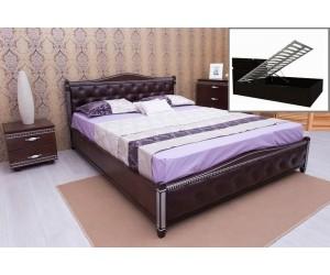 ПРОВАНС мягкая спинка (ромбы) - кровать ТМ ОЛИМП