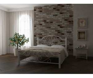 ВАЛЕНСИЯ - металлическая кровать ТМ SKAMYA фото