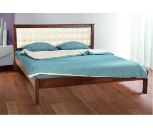 КАРИНА (мягкая) - кровать ТМ МИКС-МЕБЕЛЬ (Украина)