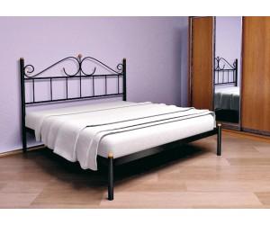 ROSANA-1 - металлическая кровать ТМ МЕТАКАМ фото