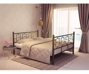 ЭЛЛАДА - металлическая кровать ТМ SKAMYA