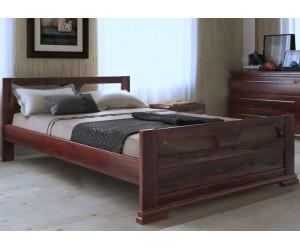 МОДЕРН - кровать из дуба ТМ ARTmebli (Украина)