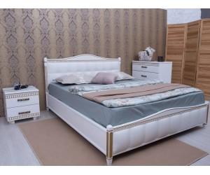 ПРОВАНС мягкая спинка (квадраты) - кровать ТМ ОЛИМП