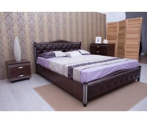 ПРОВАНС мягкая спинка (ромбы) - кровать ТМ ОЛИМП фото