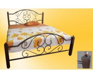 ВАЛЕНСИЯ - металлическая кровать ТМ SKAMYA