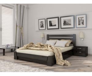 СЕЛЕНА - кровать из бука ТМ ЭСТЕЛЛА фото