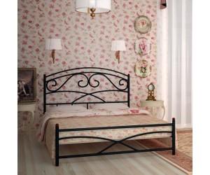 ЛЕЙЛА - металлическая кровать ТМ SKAMYA (Украина) фото