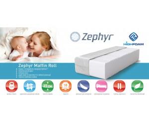 MAFFIN - ортопедический матрас ТМ ZEPHYR (Украина)