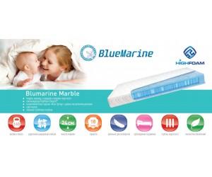 MARBLE - ортопедический матрас ТМ BLUEMARINE (Украина)
