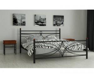 Тиффани - металлическая кровать ТМ Madera (Украина) фото