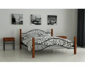ФЕЛИСИТИ - металлическая кровать ТМ Madera (Украина) фото
