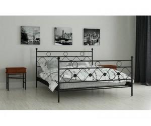 Бриана - металлическая кровать ТМ Madera (Украина) фото
