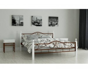 Мадера - металлическая кровать ТМ Madera (Укрвина)