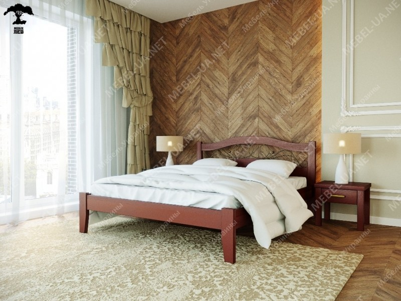 АФИНА - кровать ТМ ЛЕВ (Украина) фото