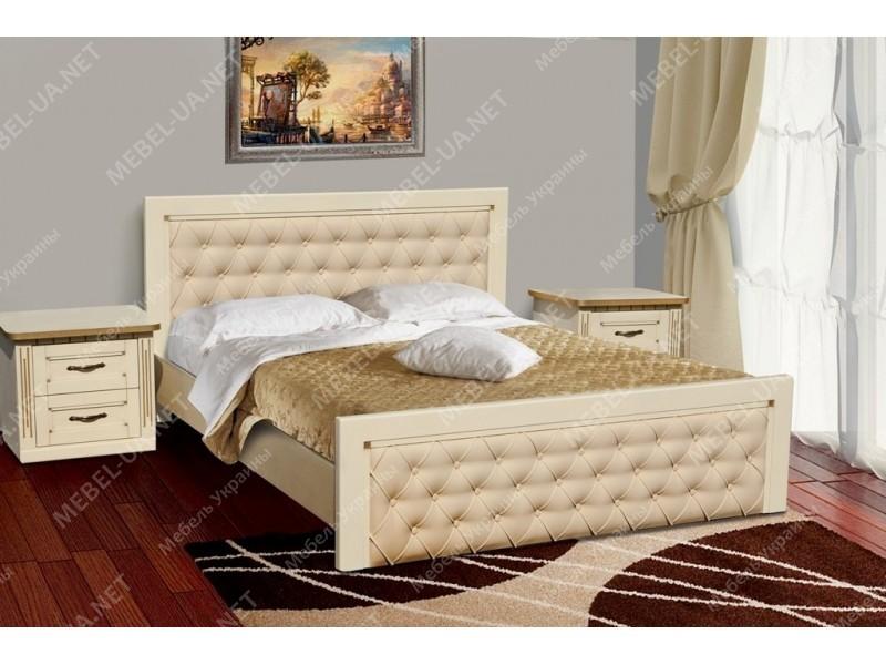 ФРИДОМ (дуб) - кровать ТМ МИКС-МЕБЕЛЬ (Украина) фото