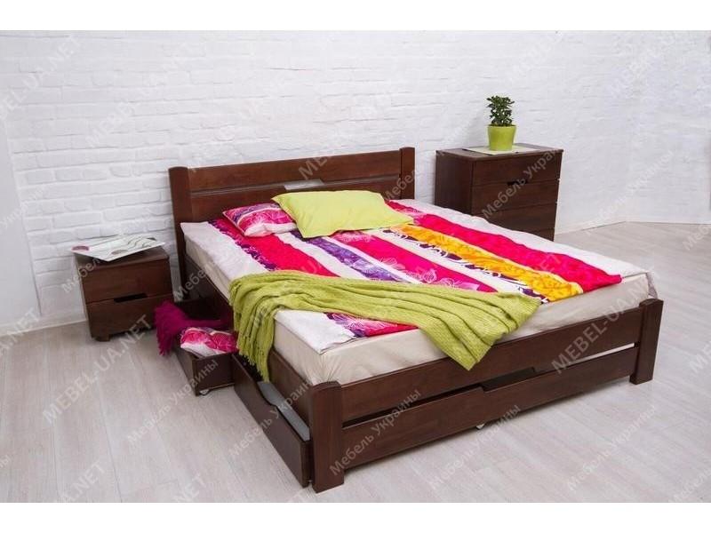 АЙРИС с ящиками - кровать ТМ ОЛИМП фото