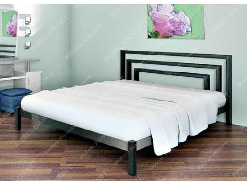 BRIO-1 - металлическая кровать ТМ МЕТАКАМ фото