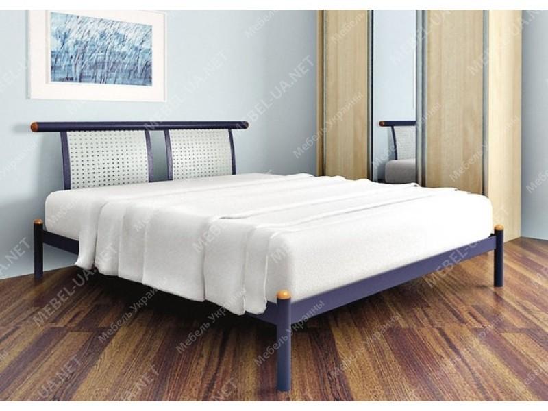SIERA - металлическая кровать ТМ МЕТАКАМ фото