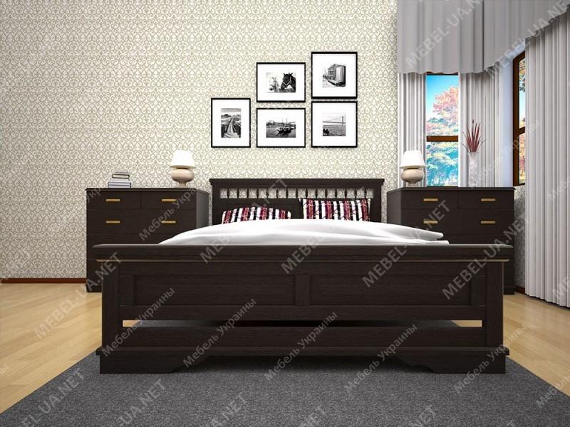 АТЛАНТ 13 - кровать ТМ ТИС (Украина) фото