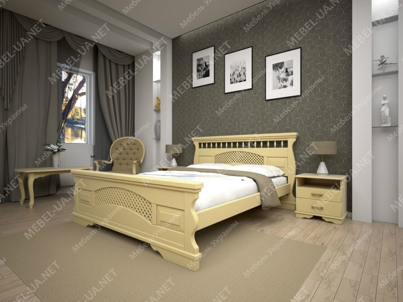 АТЛАНТ 23 - кровать ТМ ТИС (Украина) фото