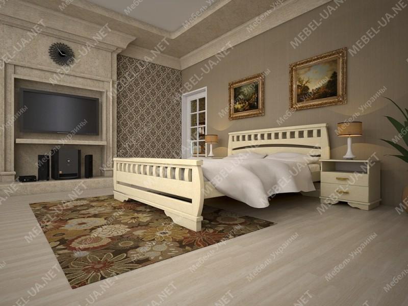 АТЛАНТ 4 - кровать ТМ ТИС (Украина) фото