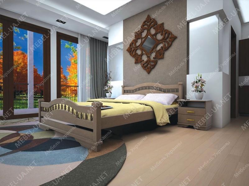 АТЛАНТ 7 - кровать ТМ ТИС (Украина) фото